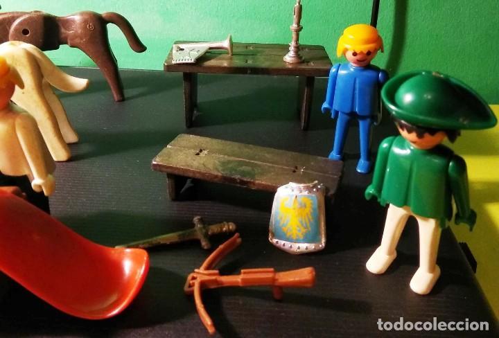 Playmobil: LOTE CLICKS DE FAMOBIL PLAYMOBIL AÑO 1974 - Foto 2 - 230667000
