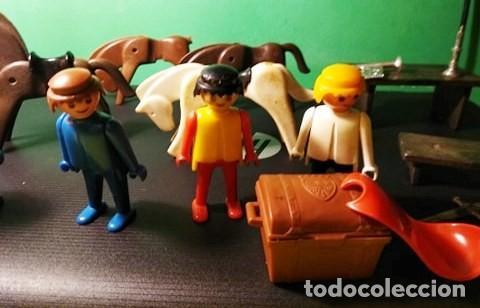 Playmobil: LOTE CLICKS DE FAMOBIL PLAYMOBIL AÑO 1974 - Foto 3 - 230667000