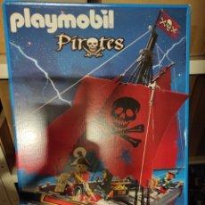 Playmobil: PLAYMOBIL REF. 3900. BARCO PIRATA DE PLAYMOBIL. NUEVO SIN ABRIR. Lote 275778918