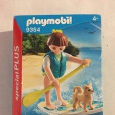 Playmobil: PLAYMOBIL 9354 SPECIAL PLUS SURFISTA HAWAI-NUEVO,PRECINTADO. Lote 232261885
