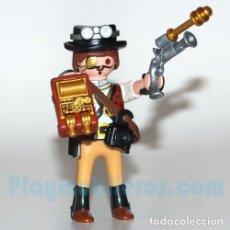 Playmobil: PLAYMOBIL 9146 STEAMPUNK. NUEVO EN BOLSA.. Lote 233728115