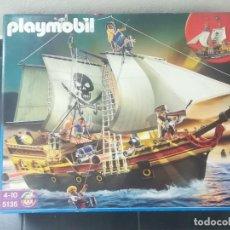 Playmobil: BARCO PIRATA PLAYMOBIL REF 5135 COMPLETO. Lote 233897445