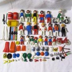 Playmobil: FIGURAS Y ACCESORIOS PLAYMOBIL AÑOS 70-80. Lote 234102140