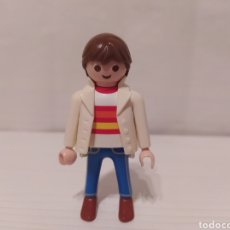 Playmobil: FIGURA CHICO PLAYMOBIL, DOCTOR, HOSPITAL, CITY, CUIDAD, FAMILIA. Lote 234409015