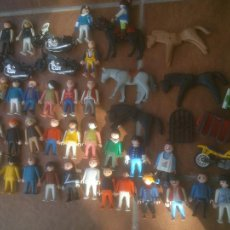Playmobil: LOTE PLAY MOBIL CON ACCESORIOS. Lote 234585315