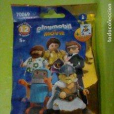 Playmobil: PLAYMOBIL MOVIE BLISTER SIN ABRIR SERIE 1. Lote 235151385