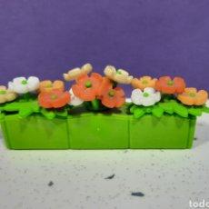 Playmobil: PLAYMOBIL JARDINERA FLORES CASA VICTORIANA. Lote 235357415