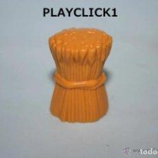 Playmobil: PLAYMOBIL MEDIEVAL PAJA GRANJA HENO ANIMALES TRIGO. Lote 288026603