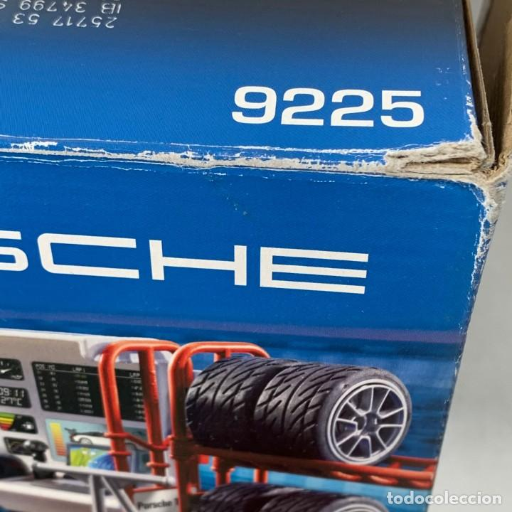 Playmobil: PLAYMOBIL - COCHE PORSCHE 911 GTS CUP SERVICIO TALLER - REF. 9225 - Foto 8 - 235799855