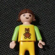 Playmobil: MUÑECO NIÑO FIGURA PLAYMOBIL LOTE 358. Lote 236615340