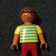 Playmobil: MUÑECO NIÑO FIGURA PLAYMOBIL LOTE 362. Lote 236616680
