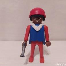 Playmobil: FIGURA PIRATA TRIPULACIÓN BARCO PIRATA 3550. CON RIFLE Y PAÑUELO. GEOBRA 1974. Lote 236843140