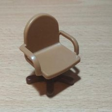 Playmobil: PLAYMOBIL SILLA MARRON CAZAFANTASMAS GHOSTBUSTERS REF 9219. Lote 236942935