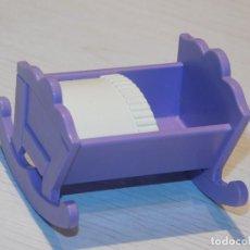 Playmobil: PLAYMOBIL *CUNA* CASA VICTORIANA, HABITACIÓN BEBÉ, CASA MODERNA ..... Lote 237184405