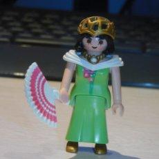 Playmobil: PLAYMOBIL *DAMA* ÉPOCA VICTORIANA, MEDIEVAL, PALACIO, CASTILLO... 2 FOTOS. Lote 237185185