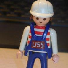Playmobil: PLAYMOBIL *FIGURA PROMOCIONAL DEL METRO DE BERLÍN 2004-2006* 2 FOTOS. Lote 237188710