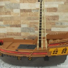 Playmobil: BARCO PIRATA PLAYMOBIL, ES UN BARCO GIGANTE, 55 CNT DE LARGO, EXCELENTE ESTADO. Lote 237476040