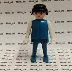 Playmobil: PLAYMOBIL FIGURA HOMBRE PRIMERA ÉPOCA MANOS FIJAS. Lote 237748505