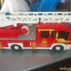 Playmobil: CAMION BONBEROS PLAYMOBIL. Lote 239754005