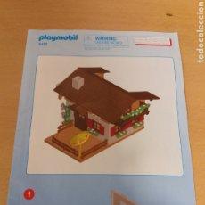 Playmobil: PLAYMOBIL LIBRO DE INSTRUCCIONES. Lote 240456985