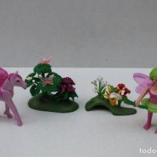Playmobil: PLAYMOBIL HADAS - PRINCESS CON PEGASO - REF. 5351. Lote 240706620