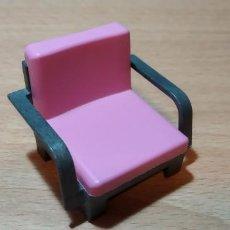 Playmobil: PLAYMOBIL SILLON ROSA LUJO CASA VICTORIANA. Lote 240874925