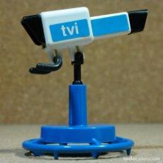 Playmobil: PLAYMOBIL CÁMARA DE TV COMPLETA, DIRECTOR TELEVISIÓN 3468 3531 3571. Lote 241141335