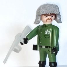 Playmobil: LOTE FIGURA NUEVA PLAYMOBIL - SOLDADO RUSO WWII CON SUBFUSIL EXCLUSIVO -AHORRA EN PORTES, COMPRA MAS. Lote 241454365