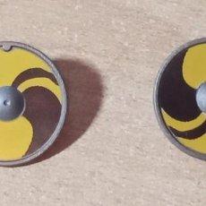 Playmobil: LOTE NUEVO PLAYMOBIL - 2 ESCUDOS VIKINGOS - AHORRA EN PORTES, COMPRA MAS. Lote 241458075