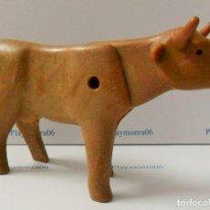 Playmobil: PLAYMOBIL C106* ANIMALES GRANJA, VACA, 1ª EPOCA RANCHO OESTE MONTAÑA GRANJA. Lote 241866555