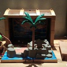 Playmobil: MALETÍN ISLA DEL TESORO. PLAYMOBIL. Lote 241956310