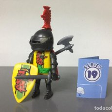 Playmobil: PLAYMOBIL SERIE 19 AZUL SOBRE SORPRESA MEDIEVAL. Lote 242205465