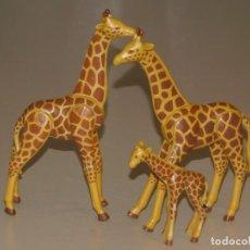 Playmobil: PLAYMOBIL *JIRAFAS CON CRÍA* SELVA, ANIMALES SALVAJES, ZOO, RESERVA ANIMALES .... Lote 242397815