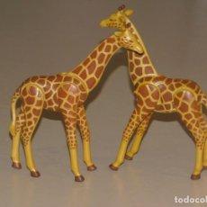 Playmobil: PLAYMOBIL *JIRAFAS* SELVA, ANIMALES SALVAJES, ZOO, RESERVA ANIMALES .... Lote 242397925