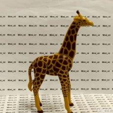 Playmobil: PLAYMOBIL JIRAFA ADULTA ANIMALES SALVAJES ZOO SAFARI. Lote 242483670