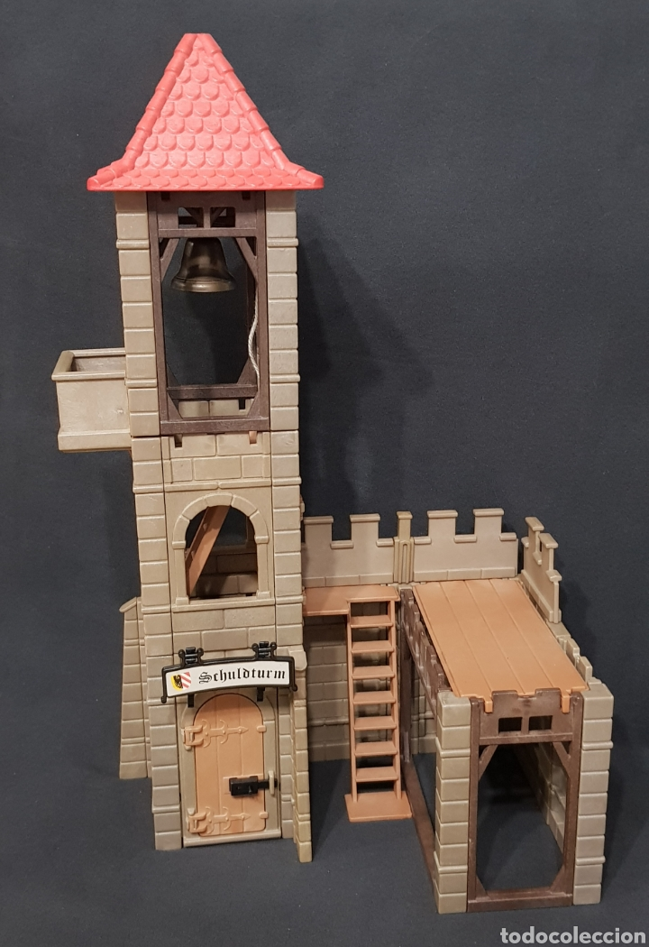 TORRE MEDIEVAL VINTAGE DE PLAYMOBIL, REF 3445 (Juguetes - Playmobil)
