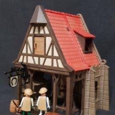 Playmobil: HERRERÍA MEDIEVAL VINTAGE DE PLAYMOBIL, REF 3442. Lote 242493695