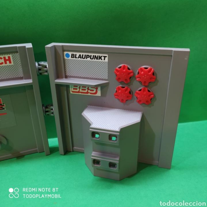 Playmobil: Playmobil repuesto taller coches - Foto 4 - 242846735