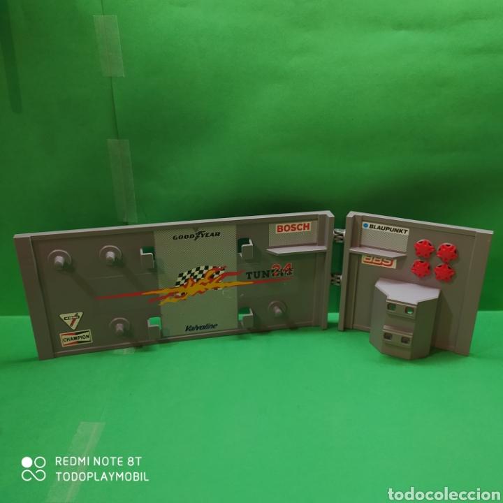 PLAYMOBIL REPUESTO TALLER COCHES (Juguetes - Playmobil)