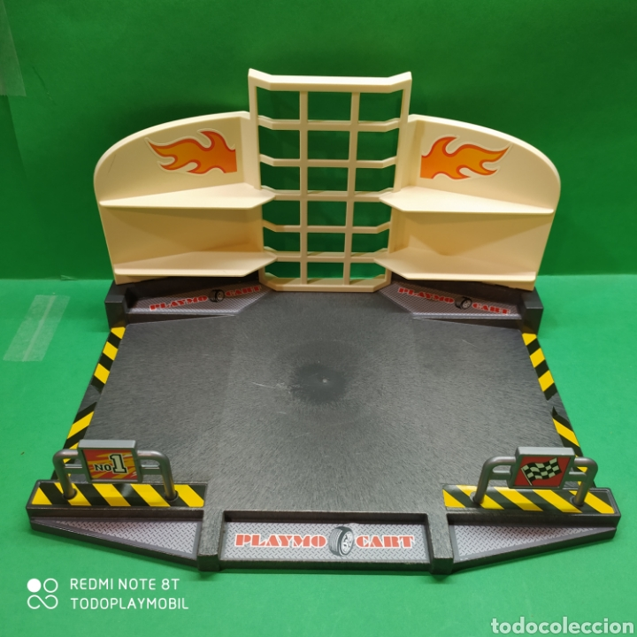 PLAYMOBIL REPUESTO TALLER DE COCHES (Juguetes - Playmobil)