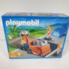 Playmobil: PLAYMOBIL OBRAS NUEVO POR ABRIR 4044. Lote 242867220