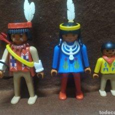 Playmobil: PLAYMOBIL LOTE FAMILIA INDIA. Lote 242988600