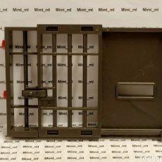 Playmobil: PLAYMOBIL 3112 PARED REJAS CÁRCEL PIRATA BASTIÓN FRANCÉS. Lote 243019015