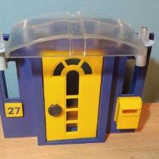 Playmobil: PLAYMOBIL ENTRADA PUERTA CON BUZON CASA MODERNA REF 3965 CASA CIUDAD. Lote 243043150