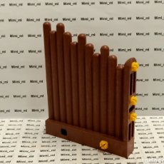Playmobil: PLAYMOBIL 4433 PARED MADERA SYSTEM X FORTALEZA VIKINGA EMPALIZADA. Lote 243198295