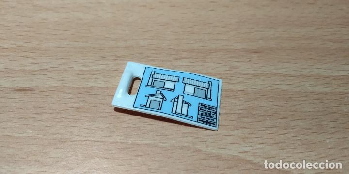 PLAYMOBIL PLANO CASA CONSTRUCCION MAPA LIBRO (Juguetes - Playmobil)