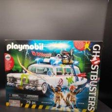 Playmobil: PLAYMOBIL 9220 ECTO 1 GHOSTBUSTERS CAZAFANTASMAS --NUEVO --. Lote 243665600