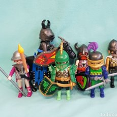 Playmobil: LOTE DE CLICKS MEDIEVALES DE PLAYMOBIL. Lote 243768015