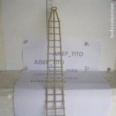 Playmobil: PLAYMOBIL ESCALERA -- BARCO - GALEON - PIRATA - BLANCA LARGA 32 CM.. Lote 243875655