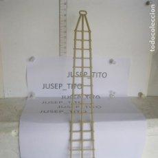 Playmobil: PLAYMOBIL ESCALERA -- BARCO - GALEON - PIRATA - BLANCA LARGA 32 CM.. Lote 243875825